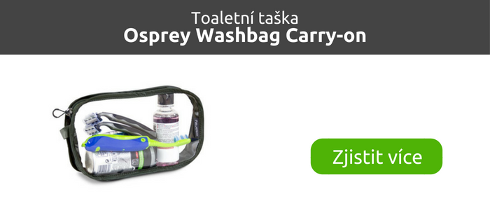 Osprey Washbag Carry-on