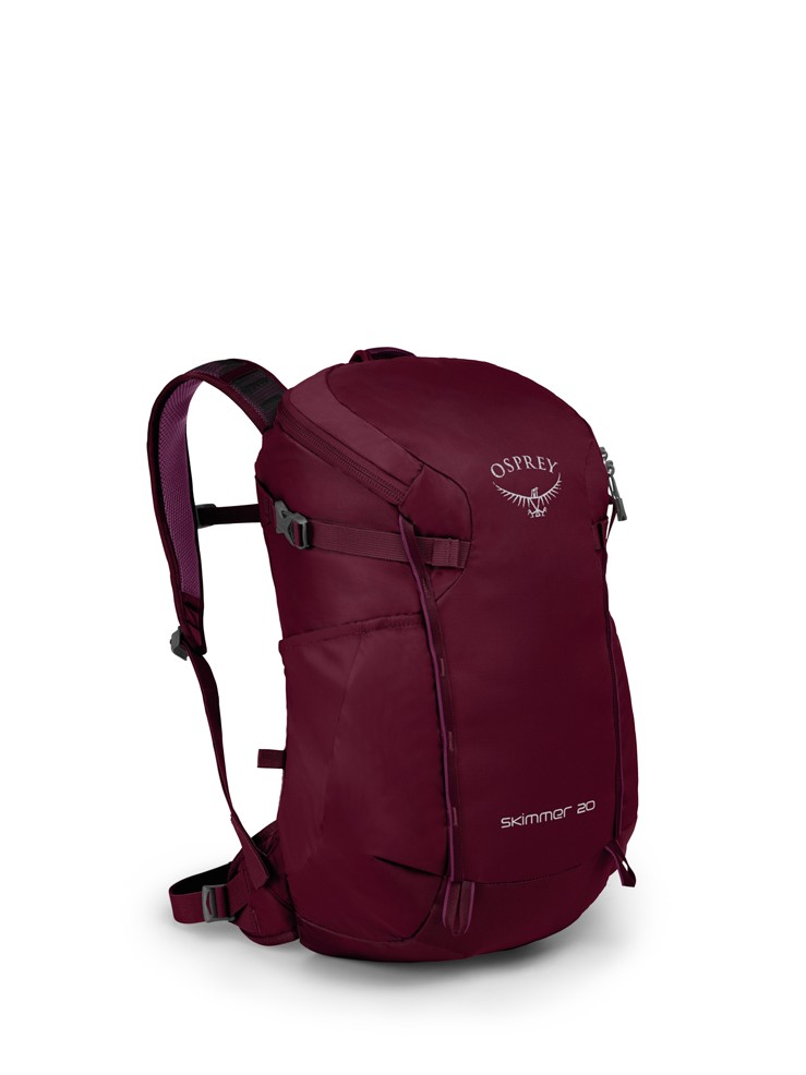 Osprey Skimmer 20 plum red