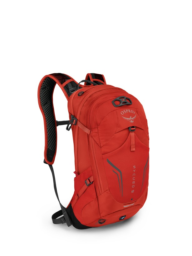 Osprey Syncro 12 firebelly red