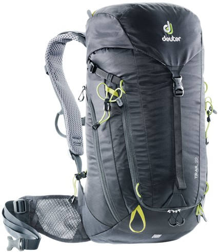 Deuter Trail 22 black graphite