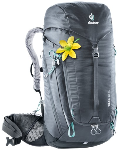 Deuter Trail 28 SL graphite black