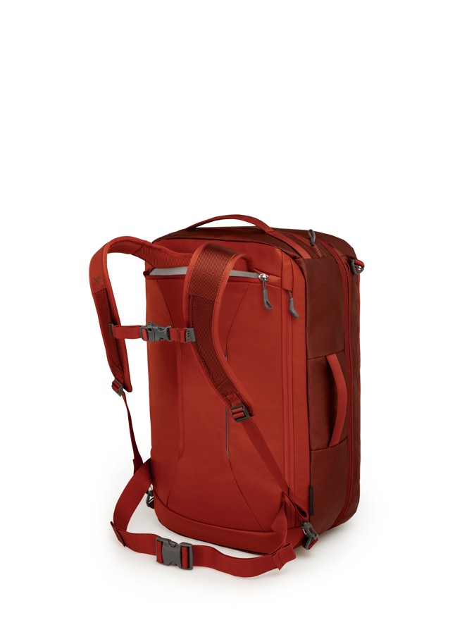 Osprey Transporter Carry-on 44 ruffian red