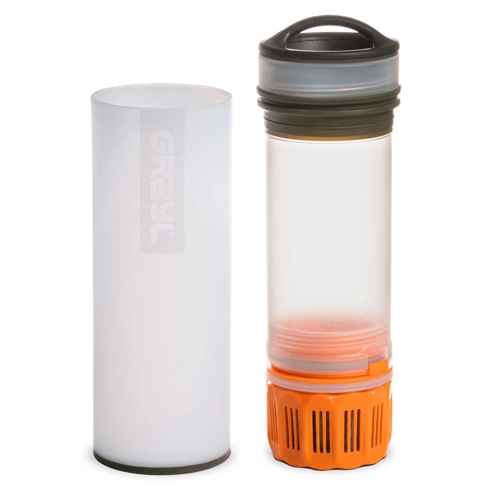 Grayl Ultralight Purifier alpine white