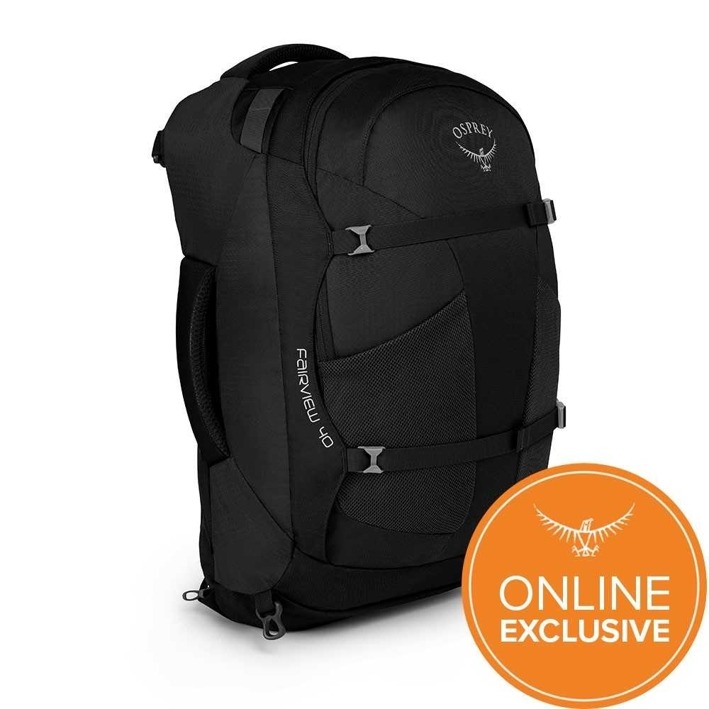 Osprey Fairview 40 black