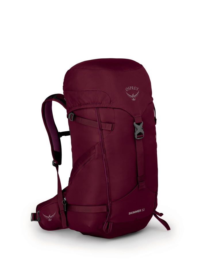 Osprey Skimmer 32 plum red