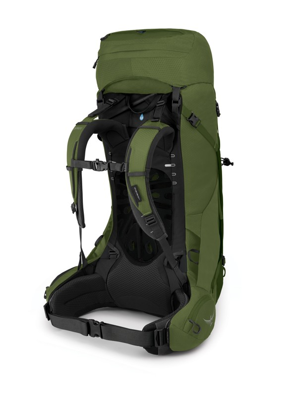 Osprey Aether 55 garlic mustard green