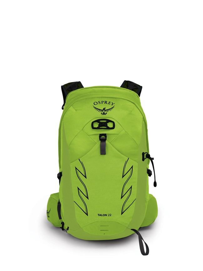 Osprey Talon 22 limon green