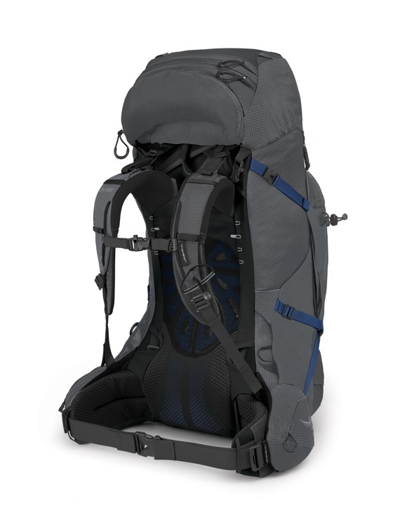 Osprey Aether Plus 70 eclipse grey