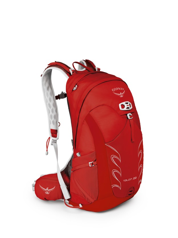 Osprey Talon 22 II martian red