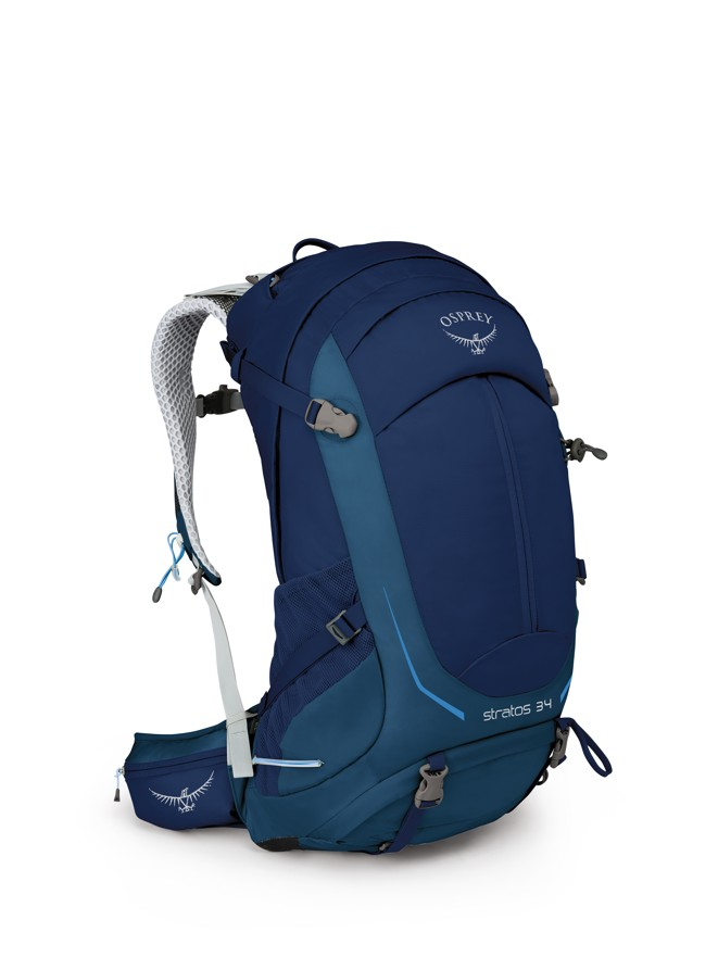 Osprey Stratos 34 II eclipse blue