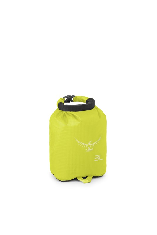 Osprey Ultralight Drysack 3 electric lime