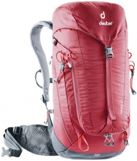 Deuter Trail 22 cranberry graphite
