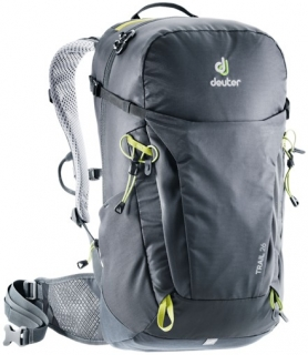 Deuter Trail 26 black graphite