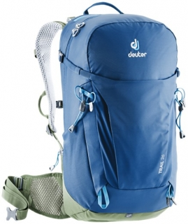 Deuter Trail 26 steel khaki