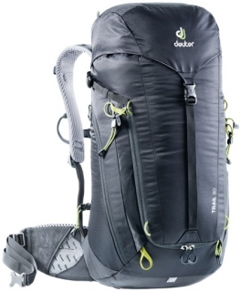 Deuter Trail 30 black graphite