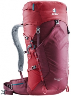 Deuter Speed Lite 26 maron cranberry