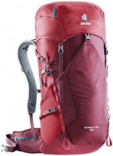 Deuter Speed Lite 32 maron cranberry