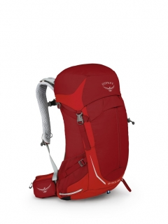 Osprey Stratos 26 II beet red