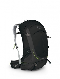 Osprey Stratos 34 II black