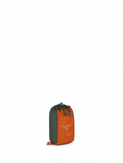 Osprey Ultralight Stretch Stuff Sack 1+ poppy orange