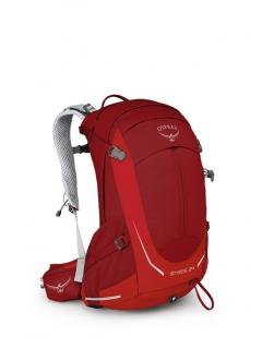 20761df87a Osprey Stratos 24 II beet red