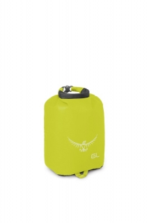 Osprey Ultralight Drysack 6 electric lime
