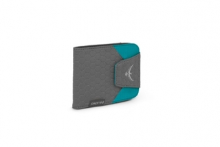 Osprey QuickLock RFID Wallet tropic teal