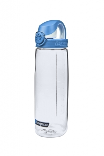 Nalgene OTF 700 ml clear/seaport blue